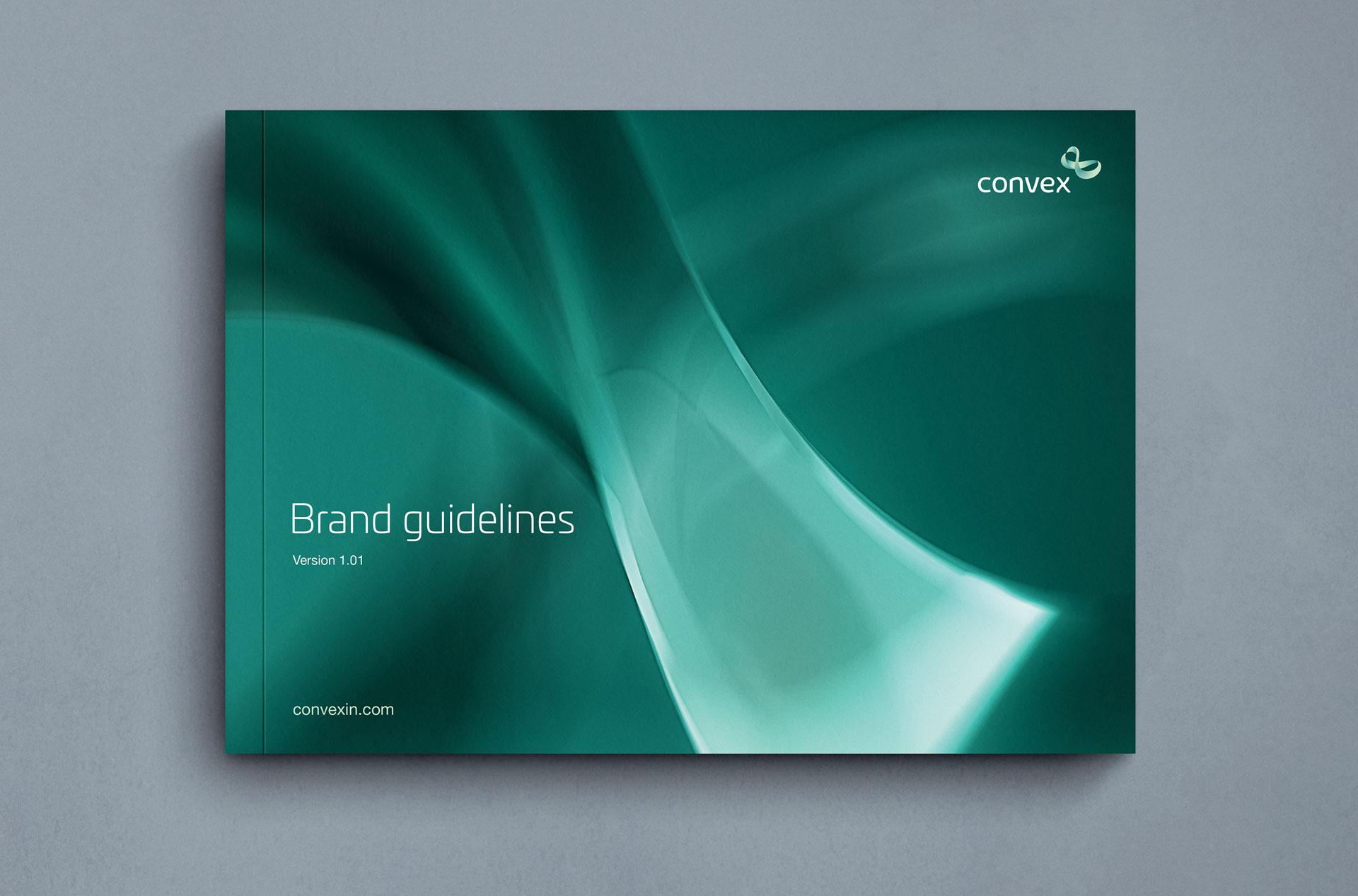 Glendale Creative Convex Brand Guidelines