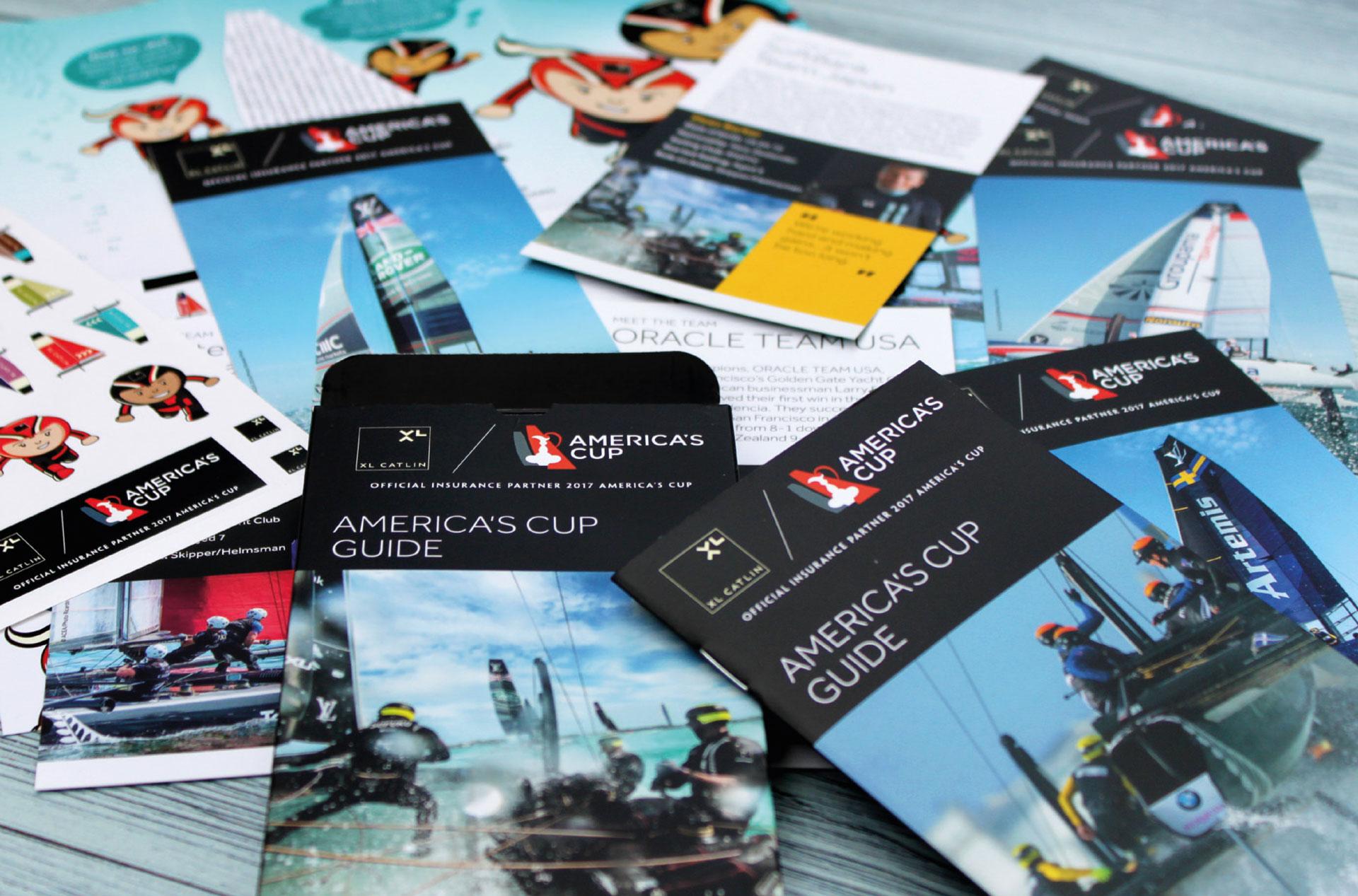 Glendale Creative Americas Cup Pack