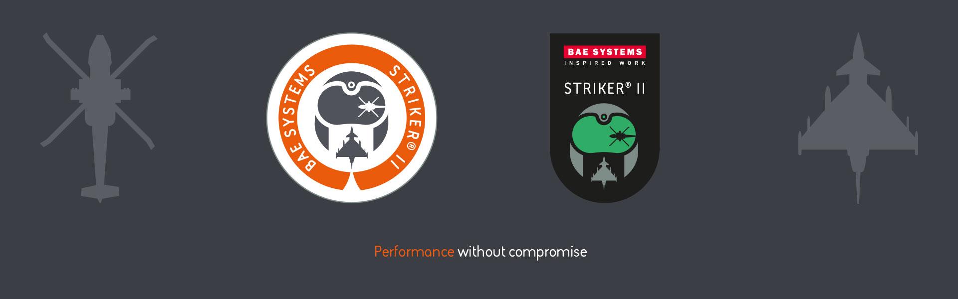 Glendale Creative BAE Striker Pack Patch Design