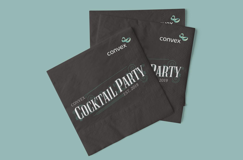 Glendale Creative Convex Speakeasy Cocktail Party Design
