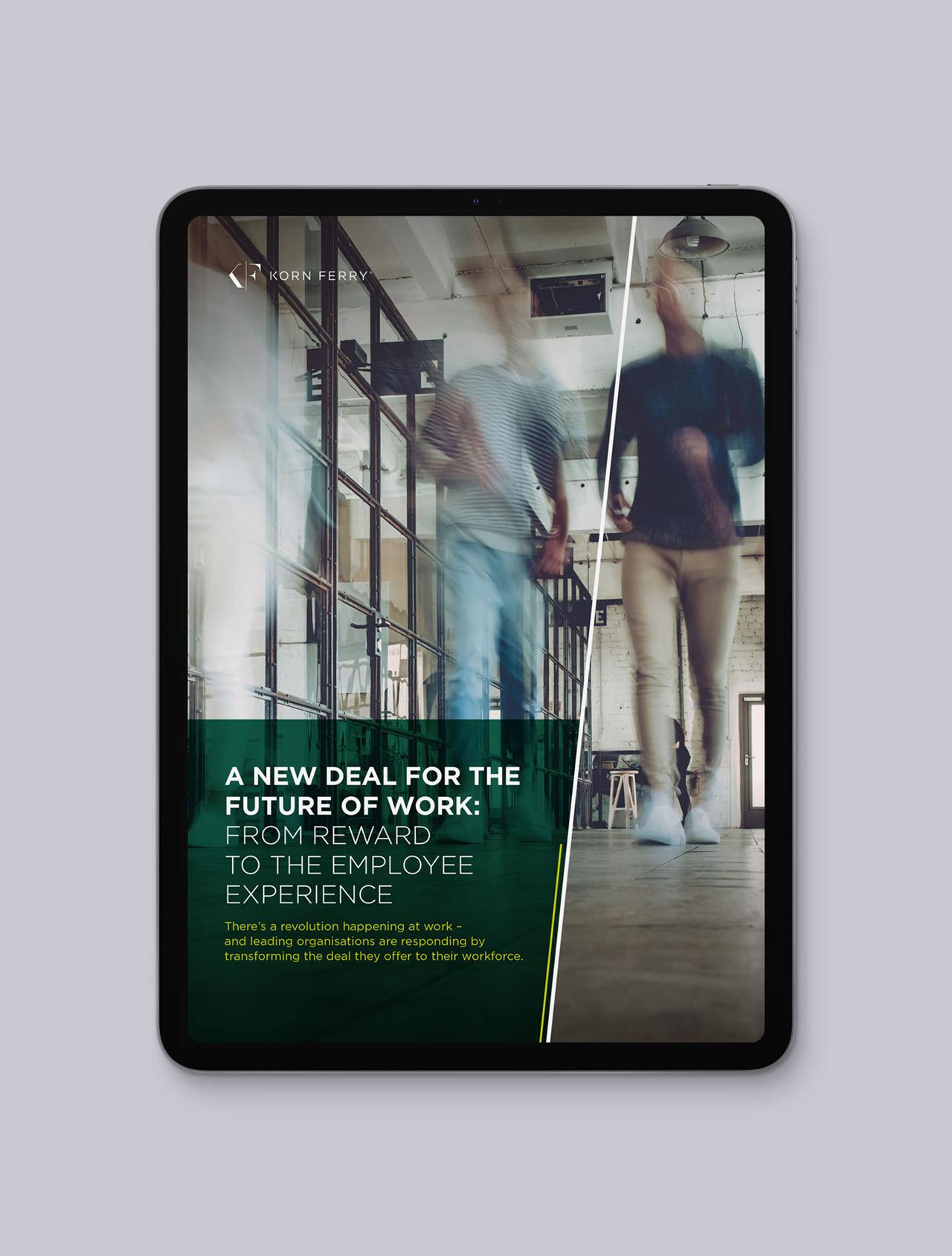 Glendale Creative Korn Ferry Digital Brochure PDF