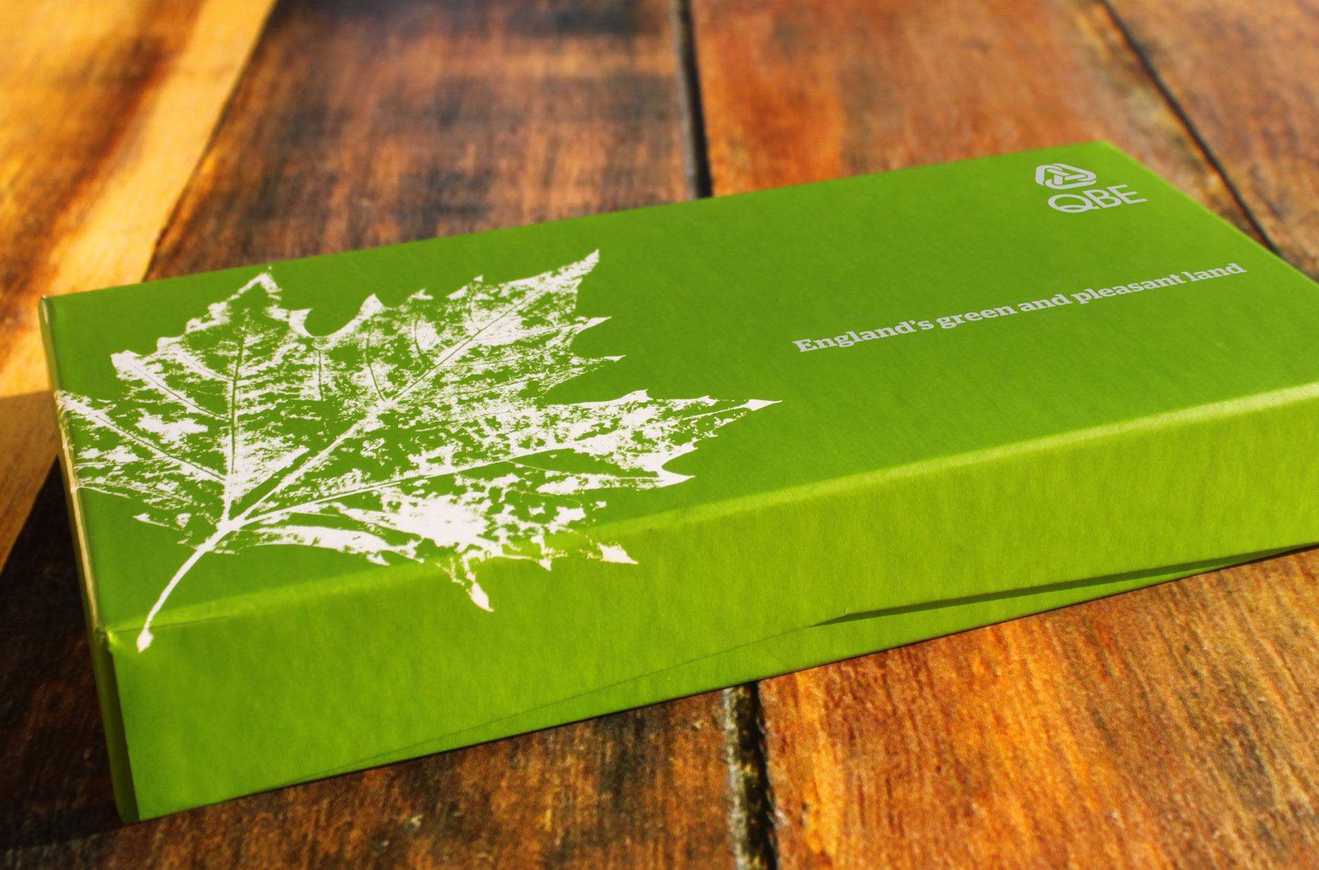 Glendale Creative QBE VIP Packs Box