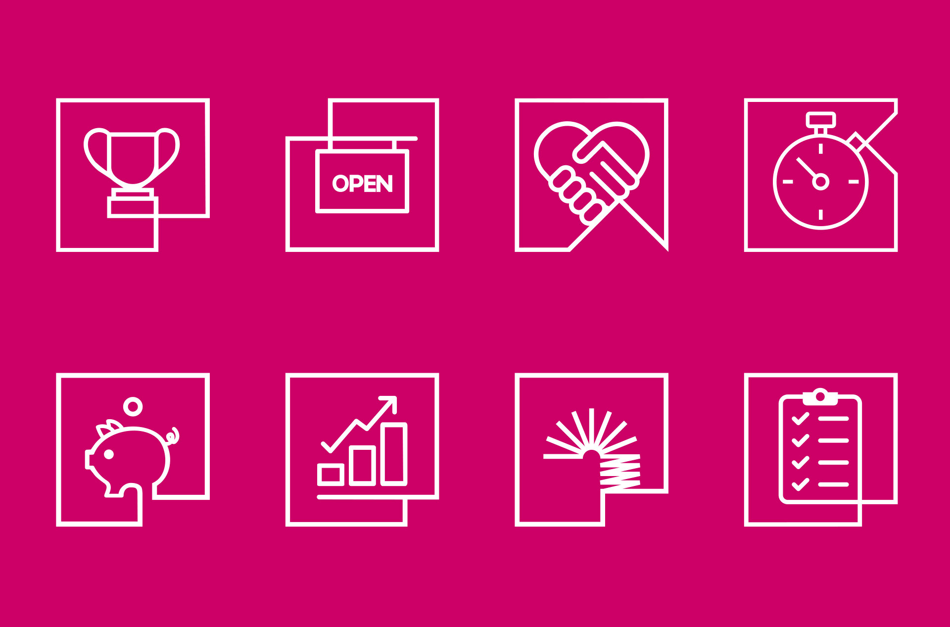 Glendale Creative Shawbrook Bank Icon Design