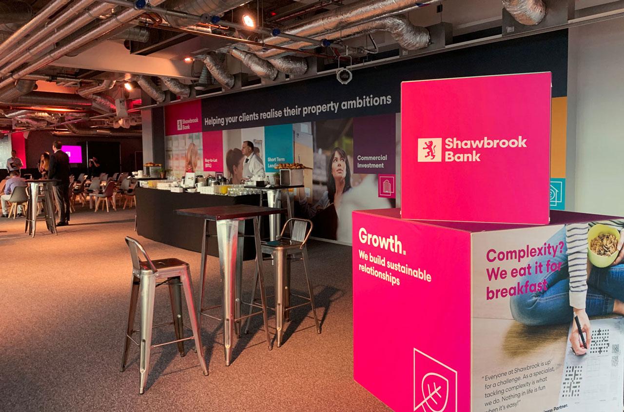 Glendale Shawbrook Broker Summit Cubes